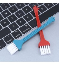 10 Pcs Tablet Plastic Keyboard Portable Computer Keyboard Dust Cleaner Tools