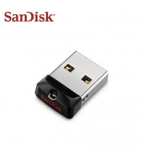 100% Original SanDisk USB 2.0 CZ33 Mini Pen Drive 64GB 32GB 16GB USB Flash Drive Memory Stick U Disk USB Key Pendrive for PC