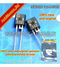 10pcs 100% new and orginal BB112 TO-92-2 Silicon Variable Capacitance Diode in stock