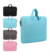 11 13 14 15 15.6 inch Laptop Bag Computer Sleeve Case Handbags Dual Zipper Shockproof Cover For Laptop MacBook Air Pro Retina