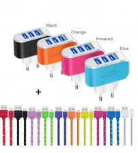 Essien 3Ports USB Charger