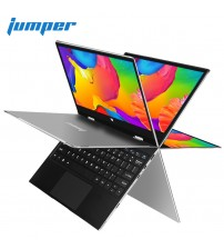 11.6 inch IPS Multi Touch Display laptop Apollo Lake N3350 notebook Jumper EZbook X1 ultrabook 4GB DDR4 64GB eMMC128GB SSD Metal