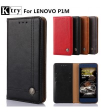 Lenovo Vibe P1m p1ma40 Cover,Luxury Flip Cover