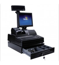 12 Inch All In One Touch POS Machine for retails, gas stations
