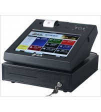 12 inch POS System /Dual Screen Touch All in One POS Ultra Thin