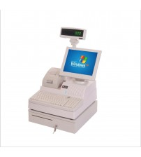 12 inch Single Screen Embedded All-in-one Touch POS system