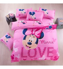4/3 pieces Mickey Beddings Set