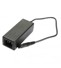 12V+5V AC Adapter Hard-Disk Power Supply For Hard Disk Drive Black