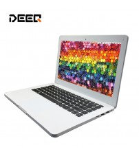 13.3 inch laptop Intel Celeron J1900 2.0GHz 8G ram 1TB HDD in camera with card reader send wireless mouse laptop