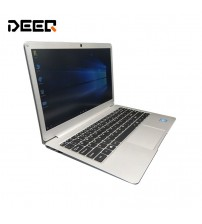 13.3inch Laptop 1920*1080P Windows10 System 6G RAM+64G EMMC+60SSD In-tel N3350 HDMI WIFI with 5000mAh Battery notebook Computer