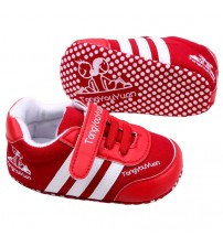 3 Striped Baby Shoes Sneakers