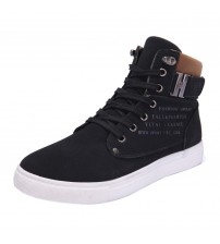 Men's Oxfords Casual High Top Shoes Sneakers