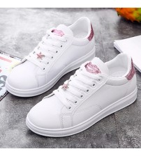 Female Shoes Sneakers PU Leather