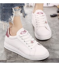 Wear-Resistant Bling Ladies Casual Shoes