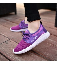 Women Breathable Mesh Shoes Casual
