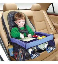 Waterproof Table Car Tray Booster Seats