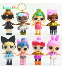 1PCS Girl Baby Doll Figure Toys