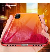 iPhone 6 6S Plus Tempered Glass Phone Case