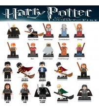 Action Figures Legoings Draco Malfoy Blocks