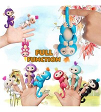 Interactive Baby Finger Monkeys Toy