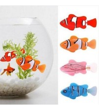 Activated Electronic Fish Robotic Pet Toy
