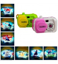 Camera Projection Nursery Toys