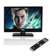 15.6 in. LED TV - HD Flat Screen TV with Built-in CD & DVD Player