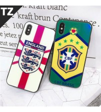 iPhone 7/7Plus Football World Cup National Team Case