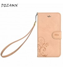 iPhone 7/7 Plus Leather Wallet Cover
