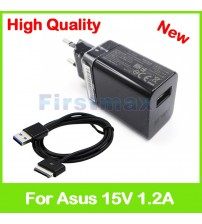 15V 1.2A 5V 2A ADP-18BW A tablet pc USB wall charger for Asus Eee Pad Transformer TF101 TF101G TF300 TF301 TF201 TF201G EU Plug