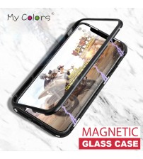 iPhone X Magnetic Adsorption Case