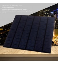 Silicon Solar Panel Mobile Phone Battery