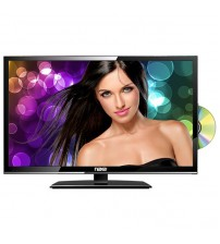 19 in. Widescreen LED HDTV & DVD Combo