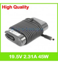 19.5V 2.31A 45W PA-1450-66D1 LA45NM140 laptop ac power adapter charger for Dell Latitude 13 3379 7350 XPS 13 9333 9343 9350 9360