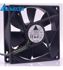 1pcs AFB0912VH = AUB0912VH 9cm 90mm 90*90*25MM 9225 DC 12V 0.60A 4-pin pwm computer cpu cooling fans