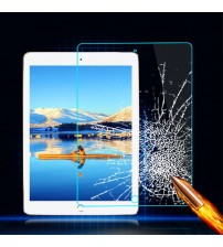 1pcs Tempered Glass For iPad mini 1 2 3 4 5 Screen Protector Film For iPad 2 3 4 2017 2018 Air 1 2 Pro 9.7 inch With Clean Kit