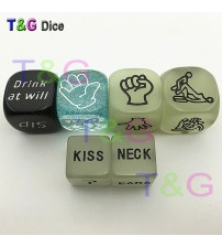 Full Game Sex Dice Set