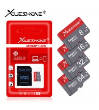2019 hot red micro sd 8G 16GB 32GB 64GB 128GB Class 10 usb flash pen drive Memory Card Microsd SD card for Smartphone adapter