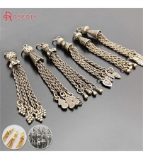 (23781)Wholesale Tassel Charms Diy Jewelry Findings Accessories More Color can picked Jewelry Findings Accessories