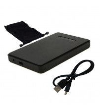 2.5 inch Notebook SATA HDD Case to Sata USB 2.0 SSD HD Hard Drive Disk External Storage Enclosure Box With USB 2.0 Cable