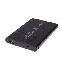 2.5inch USB 2.0 External HDD Enclosure 3TB 480mbps High Speed Aluminum HDD Drive Case for 2.5\