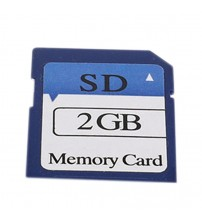 2Gb Class 6 Sd Card Memory Card For Digital Cameras Camcorders Game Player
