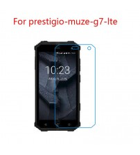 (3-Pack)  For Prestigio-muze-G7-lte 9H toughness and safety flexible glass explosion-proof screen protector