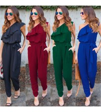 Bodycon Party Jumpsuit Romper Trousers