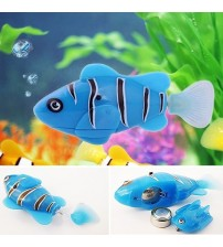 Robot Fish Funny Bath Toy Electronic Pet