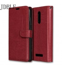 Wallet Stand Flip Leather Case