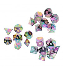 Alloy Multi-Sided Dice