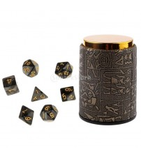 7 Pieces Polyhedral Dice
