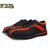 Black Red Bowling Shoes