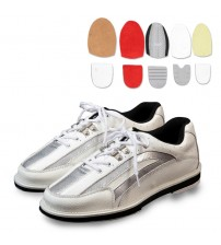 Bowling Shoes with Interchangeable